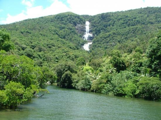 Cascade de Tao Nouvelle-Caledonie