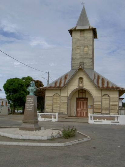 Eglise de Mana