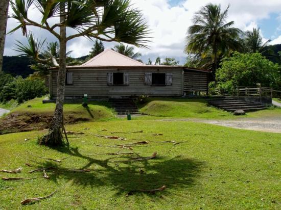 Gîte des Mamelles Guadeloupe