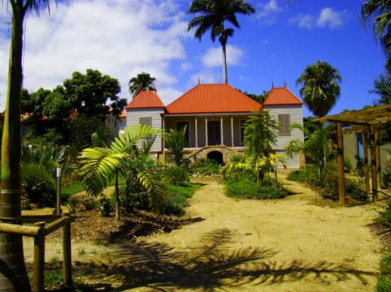 Maison coloniale Nouvelle-Caledonie