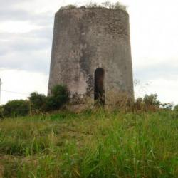 ancien moulin petit-canal guadeloupe