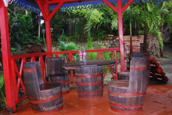 barriques-salon gwada