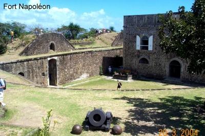fort napoleon.gwada