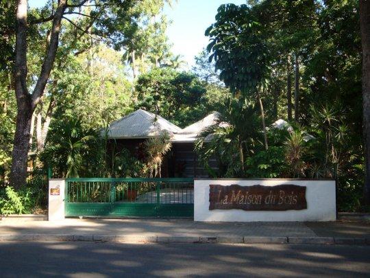 maison du bois de pointe-noire guadeloupe